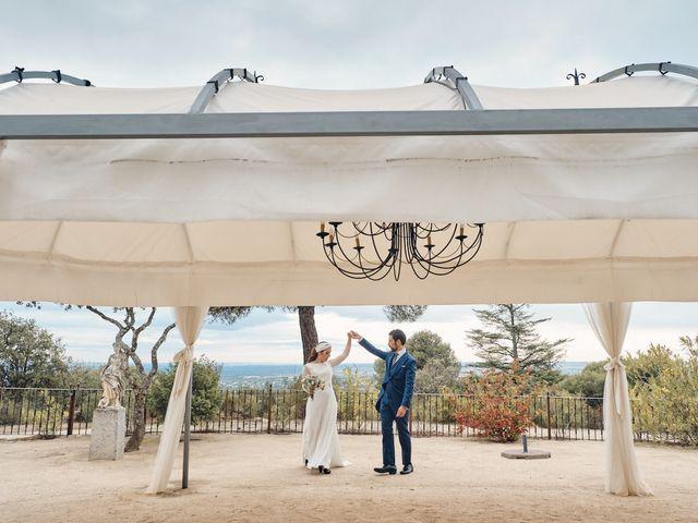 La boda de Victor y María en Torrelodones, Madrid 13