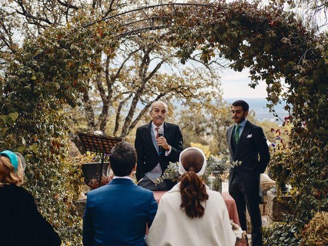 La boda de Victor y María en Torrelodones, Madrid 14