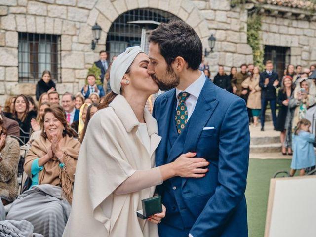 La boda de Victor y María en Torrelodones, Madrid 16