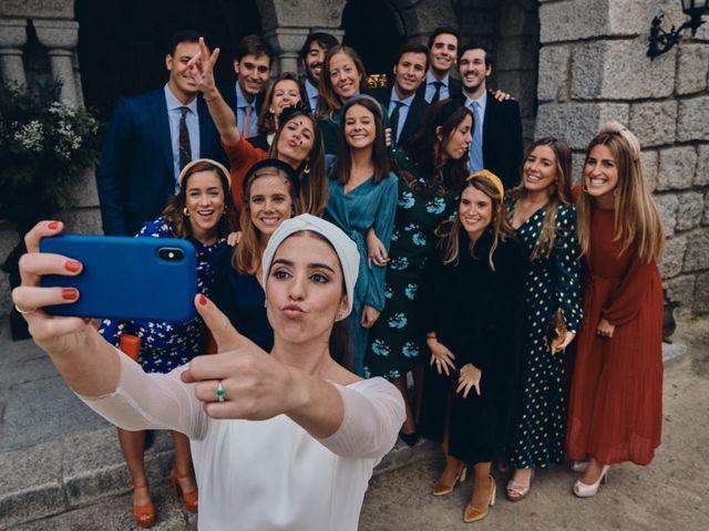 La boda de Victor y María en Torrelodones, Madrid 17