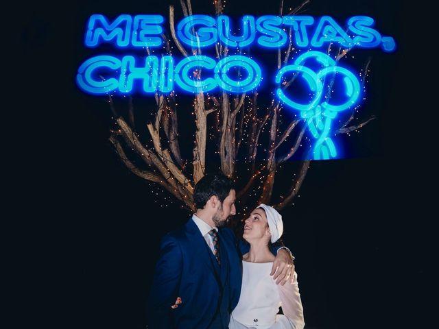 La boda de Victor y María en Torrelodones, Madrid 2