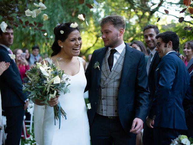 La boda de Thomas y Mariana en Santiago De Compostela, A Coruña 43