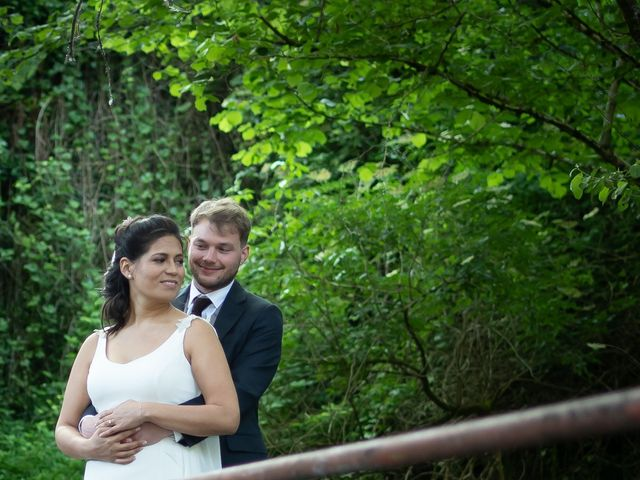 La boda de Thomas y Mariana en Santiago De Compostela, A Coruña 47