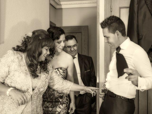 La boda de Fernando y Belén en Yunclillos, Toledo 2