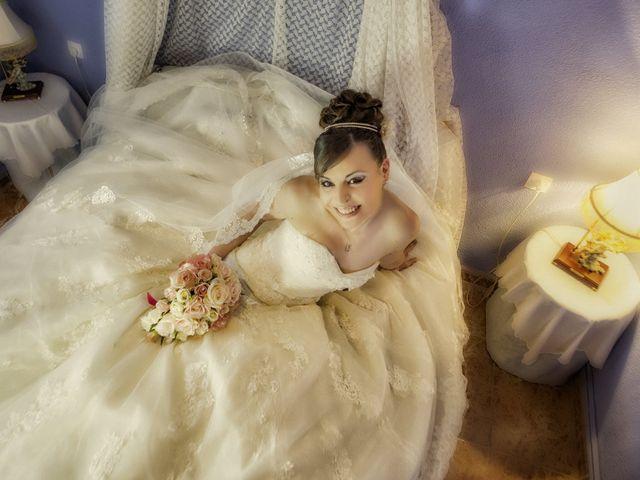 La boda de Fernando y Belén en Yunclillos, Toledo 11