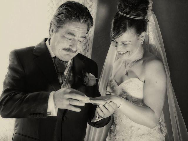 La boda de Fernando y Belén en Yunclillos, Toledo 15