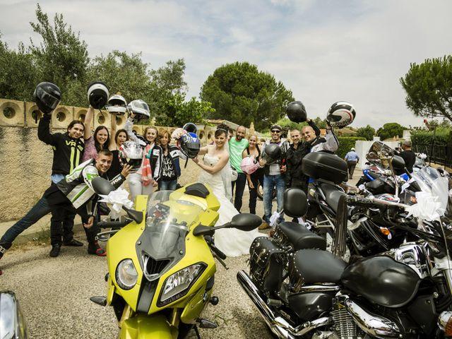 La boda de Fernando y Belén en Yunclillos, Toledo 17