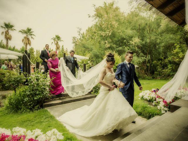 La boda de Fernando y Belén en Yunclillos, Toledo 18