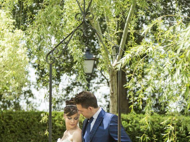 La boda de Fernando y Belén en Yunclillos, Toledo 20