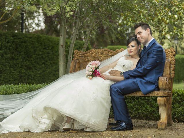 La boda de Fernando y Belén en Yunclillos, Toledo 21