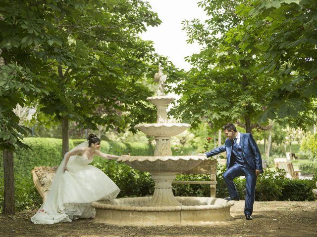La boda de Fernando y Belén en Yunclillos, Toledo 22