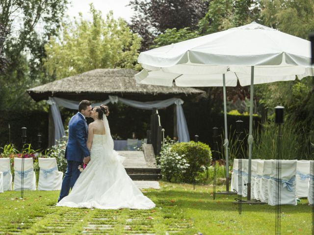 La boda de Fernando y Belén en Yunclillos, Toledo 23