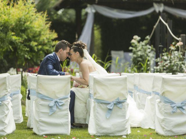 La boda de Fernando y Belén en Yunclillos, Toledo 24