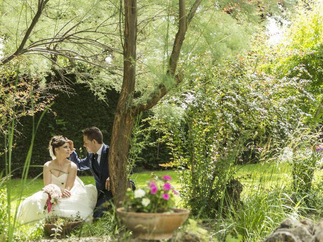 La boda de Fernando y Belén en Yunclillos, Toledo 25