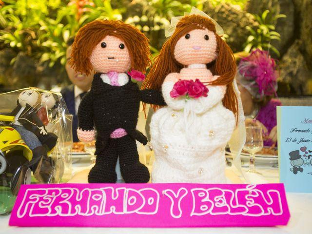 La boda de Fernando y Belén en Yunclillos, Toledo 27