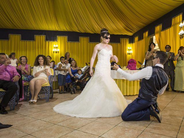 La boda de Fernando y Belén en Yunclillos, Toledo 28