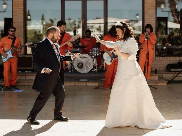 La boda de Vicky y Jose en Alcazar De San Juan, Ciudad Real 151