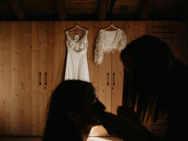 La boda de Aitor y Ylenia en La Quar, Barcelona 1