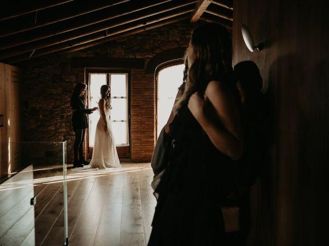La boda de Aitor y Ylenia en La Quar, Barcelona 14