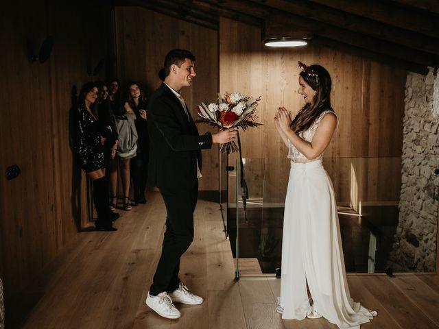 La boda de Aitor y Ylenia en La Quar, Barcelona 17