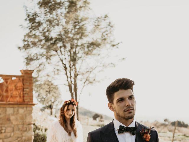 La boda de Aitor y Ylenia en La Quar, Barcelona 18