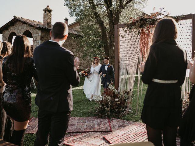 La boda de Aitor y Ylenia en La Quar, Barcelona 21