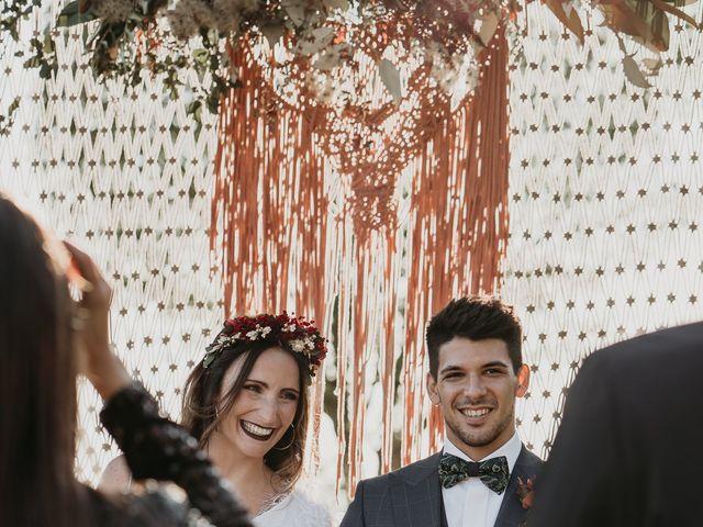 La boda de Aitor y Ylenia en La Quar, Barcelona 22