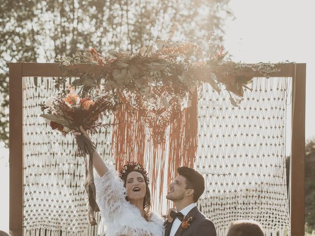 La boda de Aitor y Ylenia en La Quar, Barcelona 23