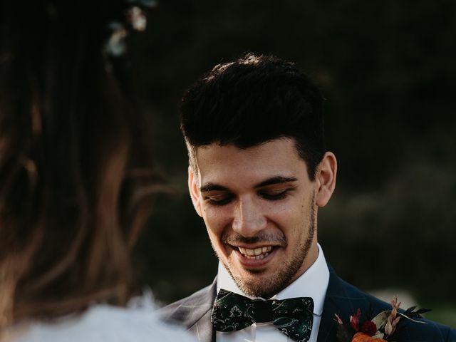 La boda de Aitor y Ylenia en La Quar, Barcelona 24