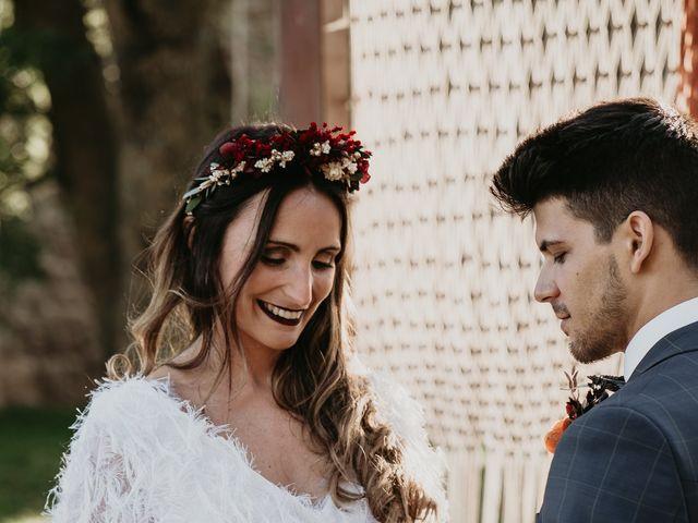 La boda de Aitor y Ylenia en La Quar, Barcelona 28