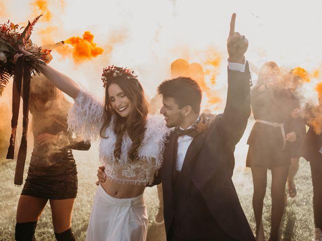 La boda de Aitor y Ylenia en La Quar, Barcelona 29