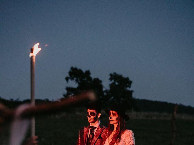 La boda de Aitor y Ylenia en La Quar, Barcelona 48