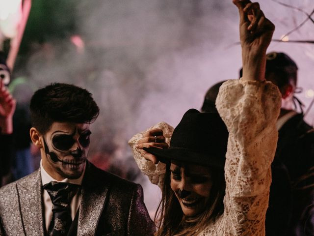 La boda de Aitor y Ylenia en La Quar, Barcelona 61
