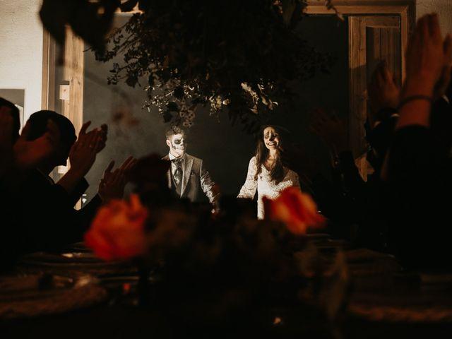 La boda de Aitor y Ylenia en La Quar, Barcelona 73