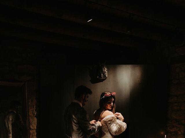La boda de Aitor y Ylenia en La Quar, Barcelona 91