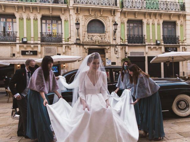 La boda de Álvaro y Lucía en Alacant/alicante, Alicante 1