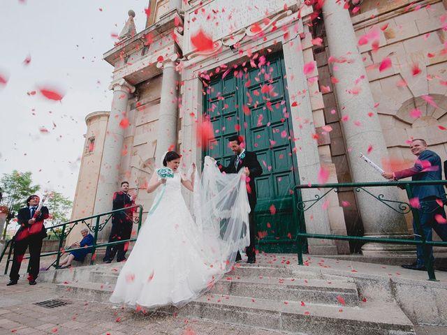 La boda de Raul y Esme en Zamora, Zamora 15