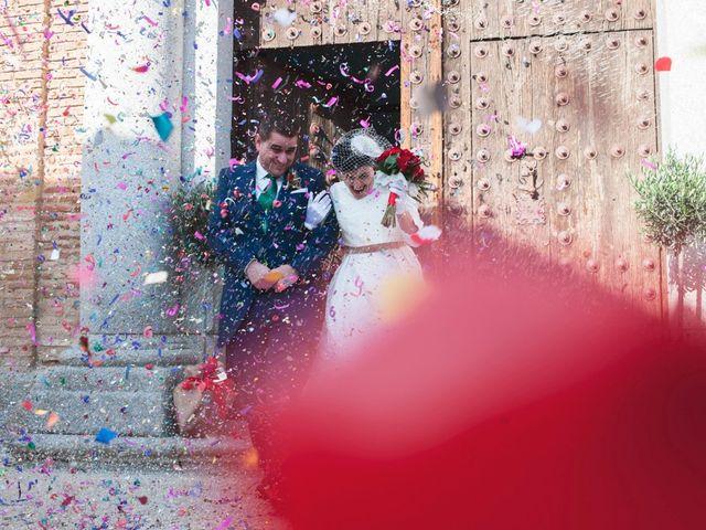 La boda de David y Maria en Toledo, Toledo 2