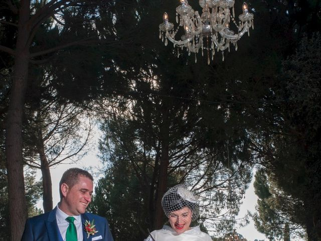 La boda de David y Maria en Toledo, Toledo 9