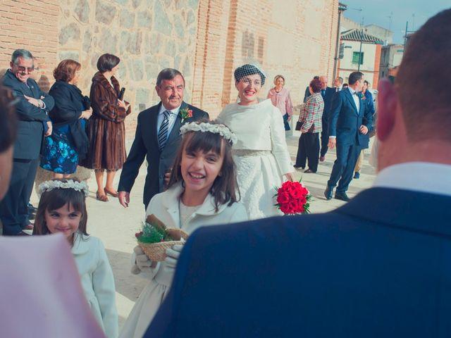 La boda de David y Maria en Toledo, Toledo 39