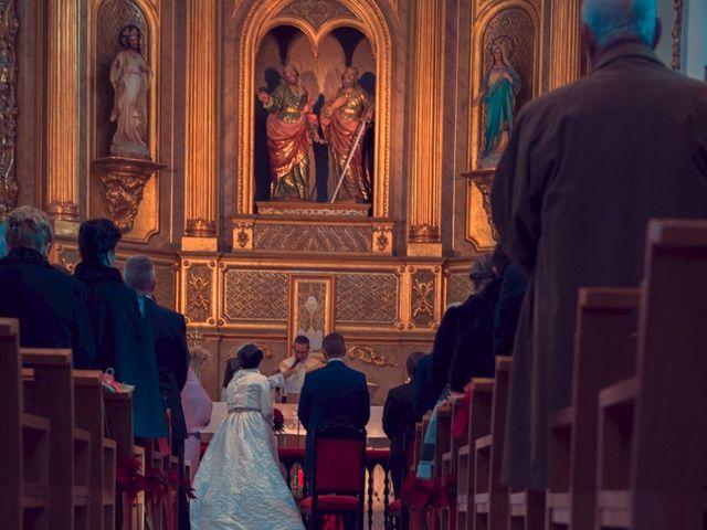 La boda de David y Maria en Toledo, Toledo 40