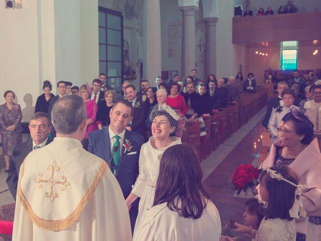 La boda de David y Maria en Toledo, Toledo 44