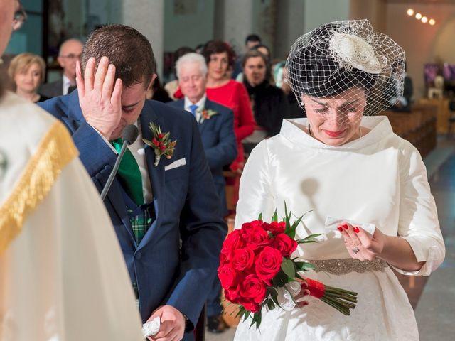 La boda de David y Maria en Toledo, Toledo 46