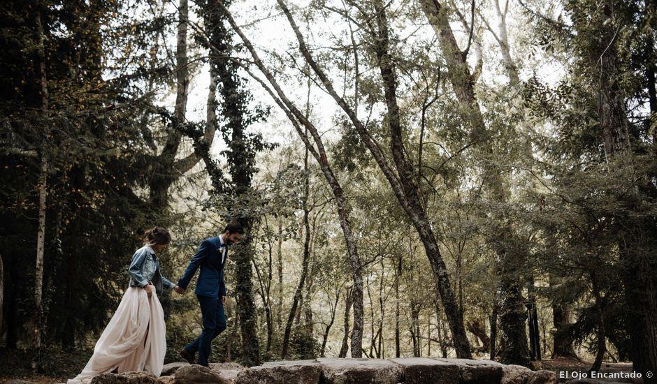 La boda de Nacho y Taty en Rascafria, Madrid