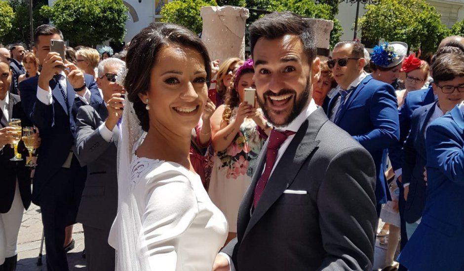 La boda de Manuel y Rocío en Sevilla, Sevilla