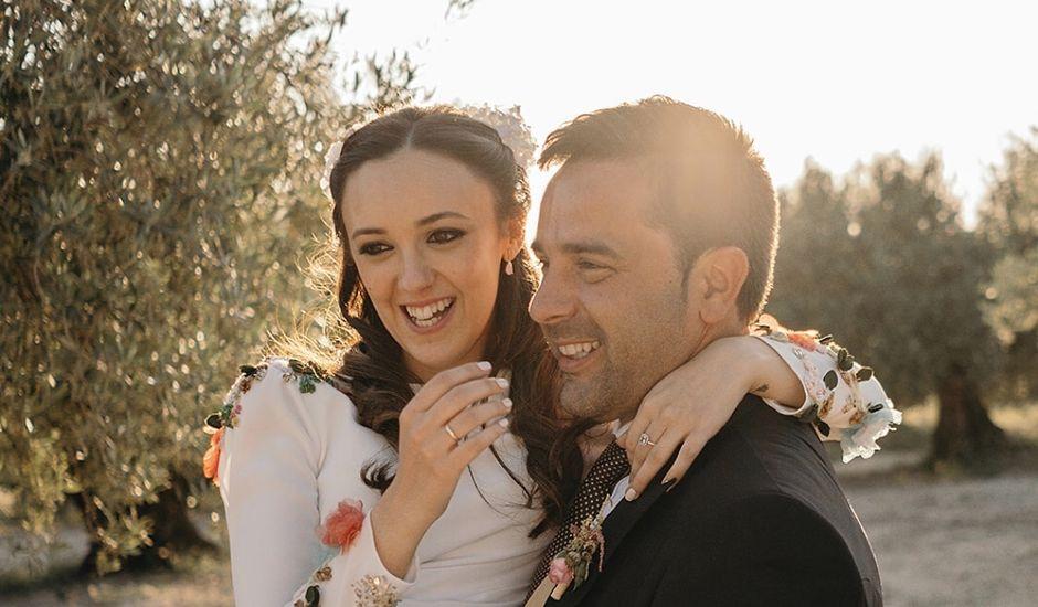 La boda de Pablo y Cristina  en Martos, Jaén