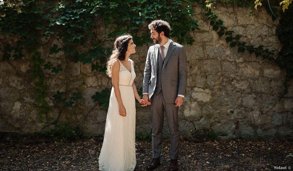 La boda de Carlos y Itziar en Valdemorillo, Madrid