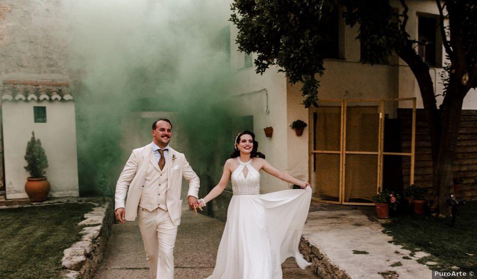 La boda de Rafa y Angela en Trujillo, Cáceres
