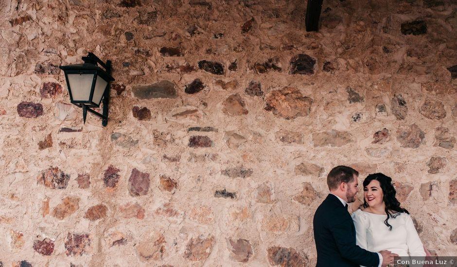 La boda de Dani y Nuria en Ciudad Real, Ciudad Real