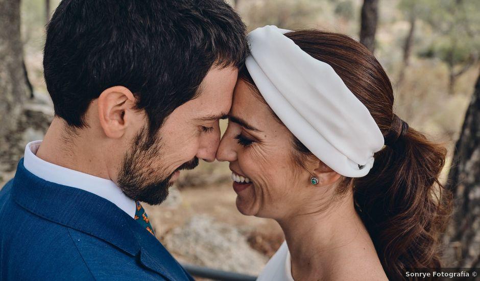 La boda de Victor y María en Torrelodones, Madrid
